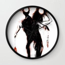 Humankind Wall Clock