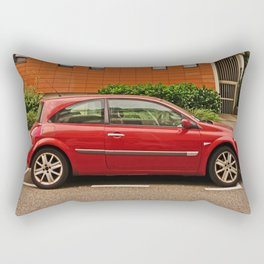 Renault Megane Coupe - The Remanent Gladiator Rectangular Pillow