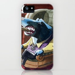 Power´s gathering iPhone Case