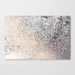 Sparkling GOLD Lady Glitter #6 #decor #art #society6 Canvas Print