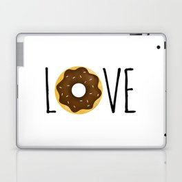 I Love Donuts Laptop & iPad Skin