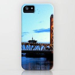 Sacramento Living  iPhone Case