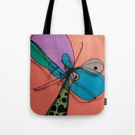 Cool Giraffe Tote Bag