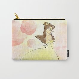Belle: Beauty. Carry-All Pouch
