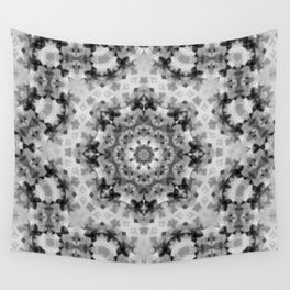 Black and white Persian carpet 1 Wall Tapestry
