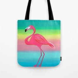 Not Afraid of Colors Tote Bag