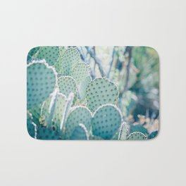 Paddle Cactus Bath Mat