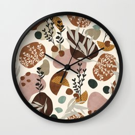 Fantastic Nature 01 Wall Clock