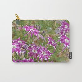 little flower - flor do campo Carry-All Pouch