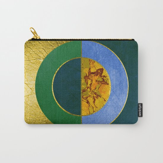 Abstract #122 Carry-All Pouch