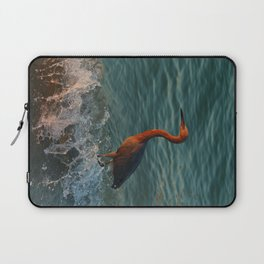 Reddish At Sunset Laptop Sleeve
