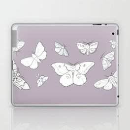 Moth Mania Laptop & iPad Skin