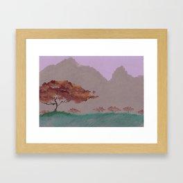 Woodland #1 Framed Art Print