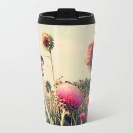 Flower World! Travel Mug
