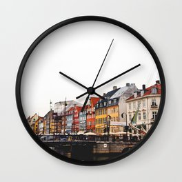 Jul Wall Clock