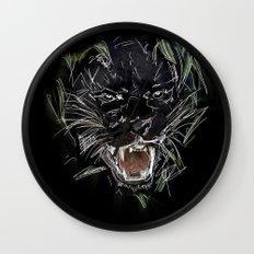 Panther Wall Clock