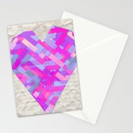 made with love Stationery Cards