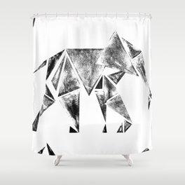 ElephantPower Shower Curtain