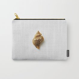 Shelled Carry-All Pouch