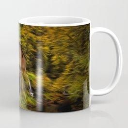 Baroque Cedar Grist Mill Coffee Mug
