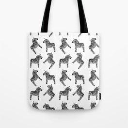 Dala Zebra Tote Bag