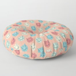 Rabitty Multiplied Floor Pillow