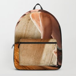 Cornered Backpack