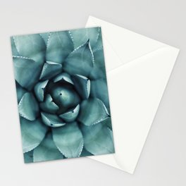 Aloe Green Agave Stationery Cards