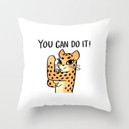 [RSJ] You can do it Throw Pillow