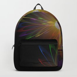 Light and energy - sunset Backpack