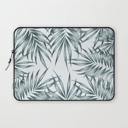 Palm Leaves #society6 #buyart Laptop Sleeve
