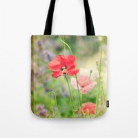 notebook Tote Bags featuring A gardeners notebook by Wood-n-Images