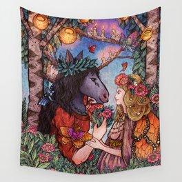 A Midsummer Nights Dream Wall Tapestry