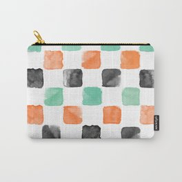 Watercoloured Chess Carry-All Pouch