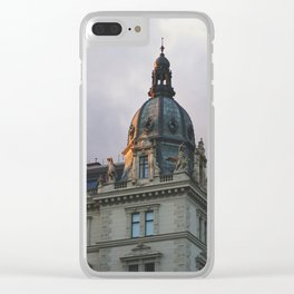 spring in vienna iia Clear iPhone Case