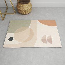 Abstract Minimal Shapes 11 Rug
