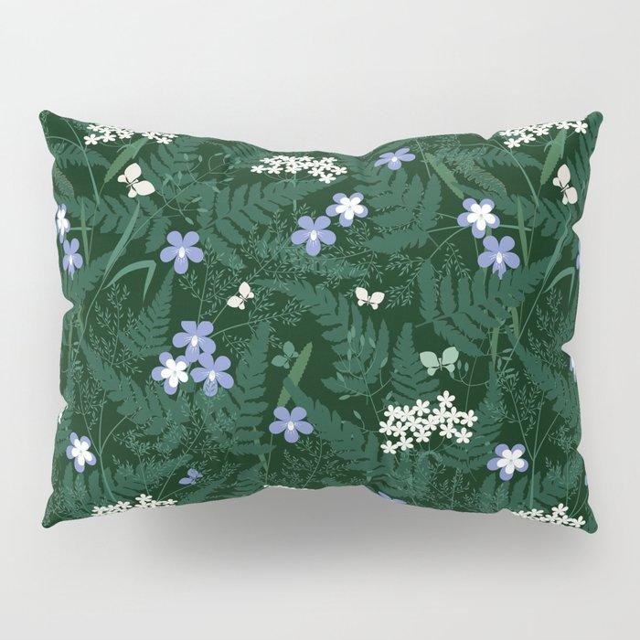 forest herbs Pillow Sham