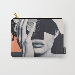 collage art / butterfly Carry-All Pouch
