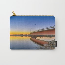 Reflections At Sundown Carry-All Pouch