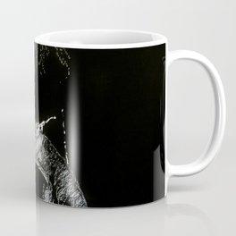 Raven and Skull Coffee Mug