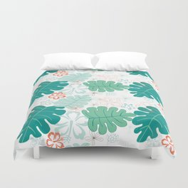 Hawaiian Holidaze Duvet Cover