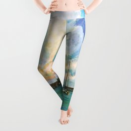 Seven Mile Bridge Leggings