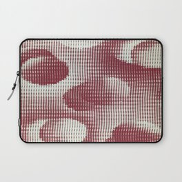 Bubbly Retro Seurat Dot  Laptop Sleeve