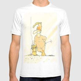 Pijiama Man T-shirt