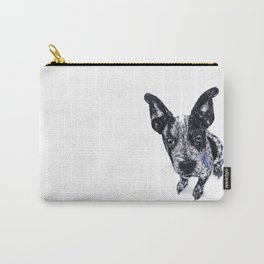 Blue Healer Carry-All Pouch