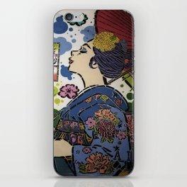 Murale iPhone Skin