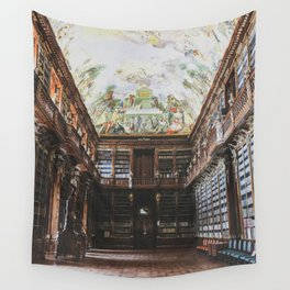 Strahov Library Wall Tapestry
