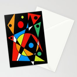 Abstract #120 Stationery Cards