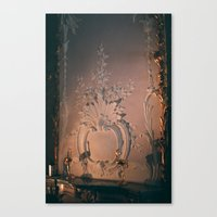 baroque Canvas Prints featuring Baroque by Moriarty