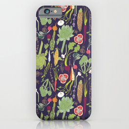 Delectable Harvest iPhone Case
